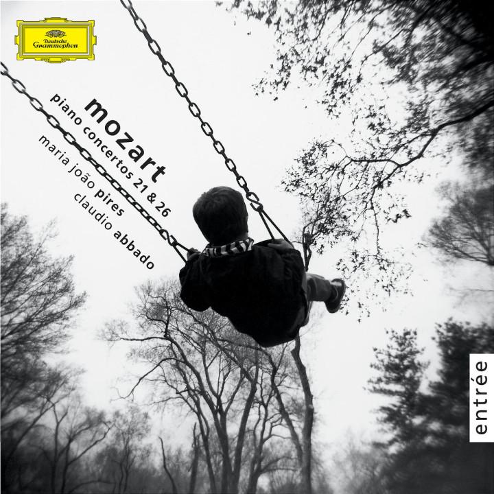 Mozart: Piano Concertos Nos.21 K.467 & 26 K.537 0028947173827