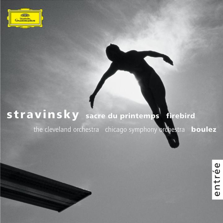 Stravinsky: Le Sacre du Printemps; The Firebird 0028947174127