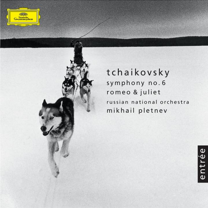 Tchaikovsky: Symphony No. 6 op. 74 (Pathétique) / Romeo and Juliet Fantasy 0028947174220