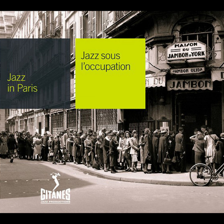 Jazz Sous L'Occupation 0044001843127