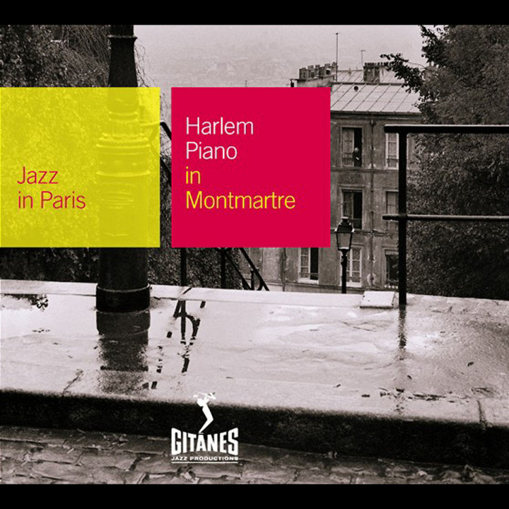 Harlem Piano In Montmartre (Vol. 99) 0044001844726