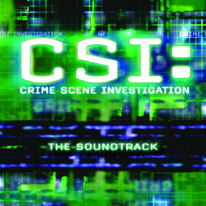 CSI: Crime Scene Investigation The Soundtrack 0044006940120