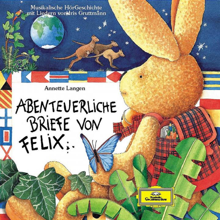 Abenteuerliche Briefe von Felix 0028947177821