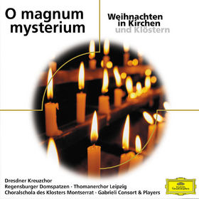 eloquence, O Magnum Mysterium - Weihnachten in Kirchen und Klöstern, 00028947255628
