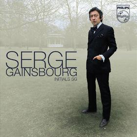 Serge Gainsbourg, Initials SG, 00044006323022