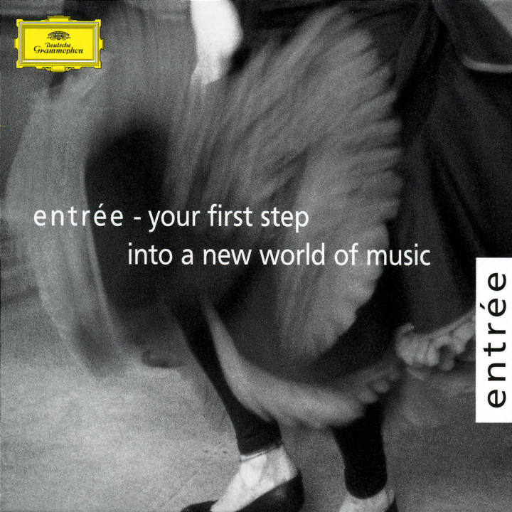 Entrée - Your First Step Into A New World 0028947413523