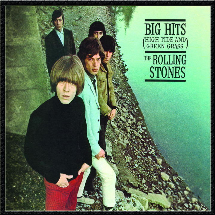 The Rolling Stones- Big Hits (High Tide and Green Grass) 0042288232223