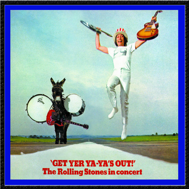 The Rolling Stones- Get Yer Ya-Ya's Out! 0042288233327