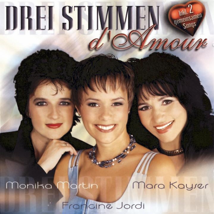 Drei Stimmen D'Amour 9002722246846