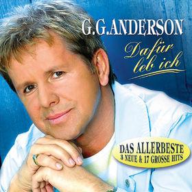 G.G. Anderson, Dafür leb ich - Das Allerbeste, 09002723250756
