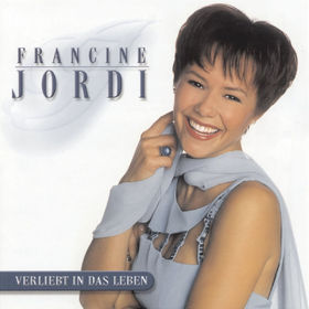 Francine Jordi, Verliebt In Das Leben, 09002723246339