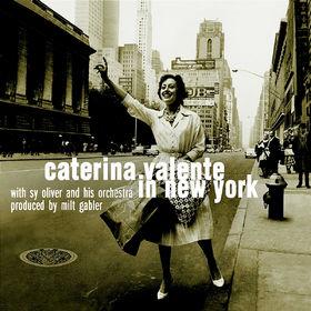 Caterina Valente, Caterina Valente in New York, 00044006510422
