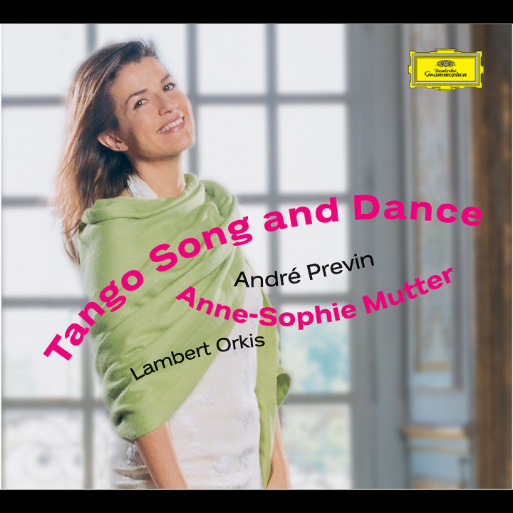 Anne-Sophie Mutter - Tango Song and Dance 0028947150024