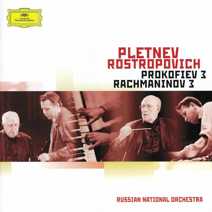 Rachmaninov: Piano Concerto No.3 / Prokofiev: Piano Concerto No.3 0028947157629