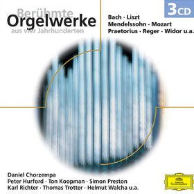 eloquence, Berühmte Orgelwerke aus vier Jahrhunderten, 00028947266426