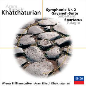 eloquence, Khatchaturian 2.Sinfonie, Gayaneh, Spartacus, 00028947345824