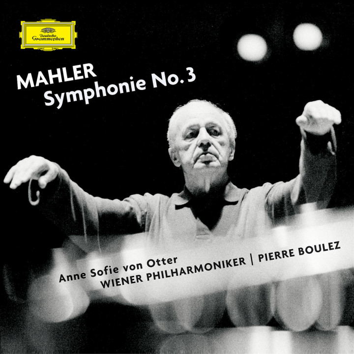 Mahler: Symphony No. 3 0028947403829