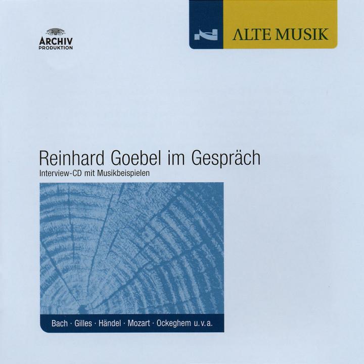 Reinhard Goebel im Gespräch