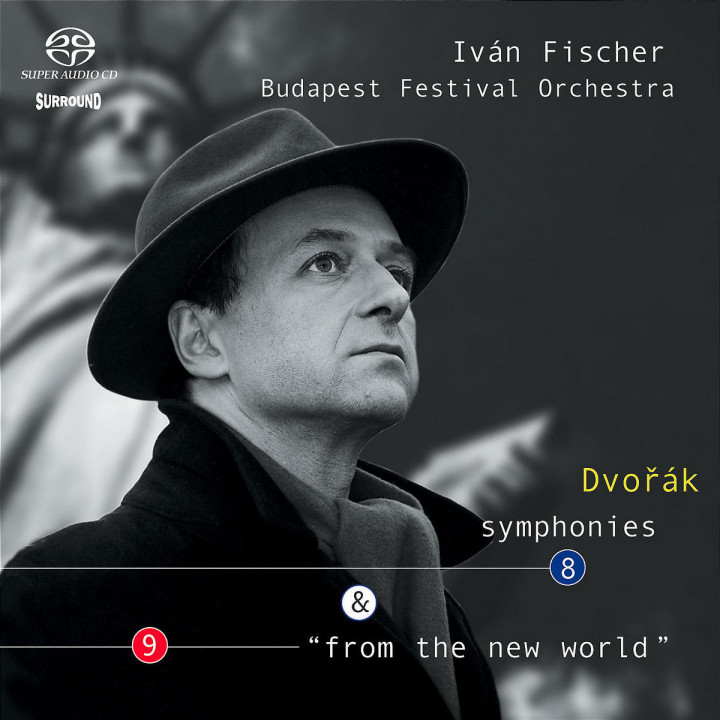 "Dvorak: Symphonies Nos.8 & 9 ""From the New World"" 0028947061728"