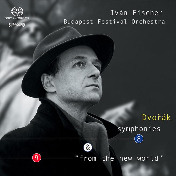 "Dvorak: Symphonies Nos.8 & 9 ""From the New World"" 0028947061728"
