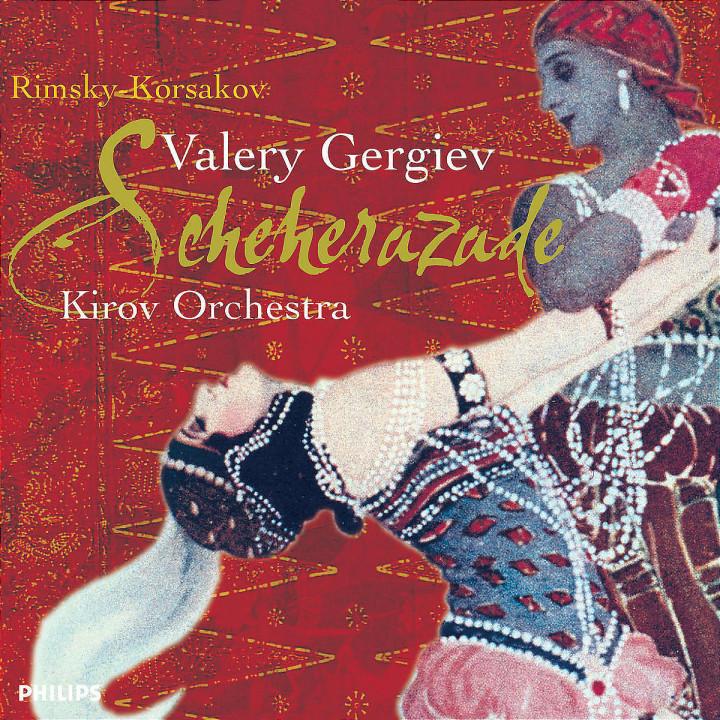 Rimsky-Korsakov/Borodin/Liapunov: Scheherazade etc 0028947061821