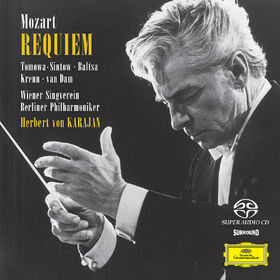 Wolfgang Amadeus Mozart, Mozart: Requiem, 00028947163923