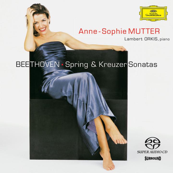 "Beethoven: Violin Sonatas ""Spring"" & ""Kreutzer"" 0028947164124"