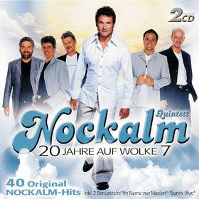 Nockalm Quintett, 20 Jahre auf Wolke 7 - SET, 09002723304541