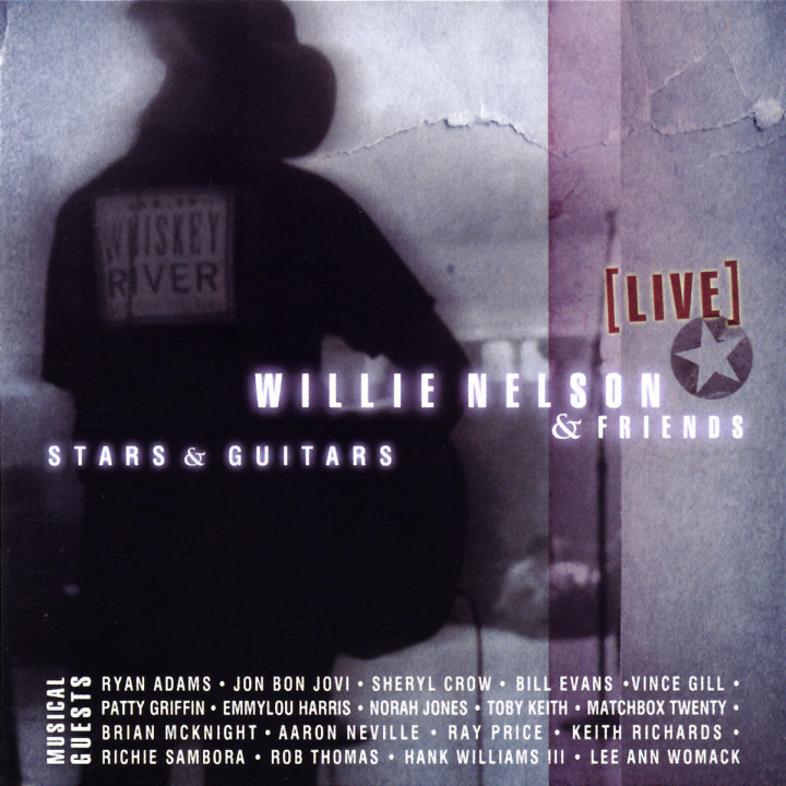 Willie Nelson & Friends, Stars & Guitars 0008817034029