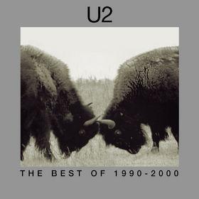 U2, Best Of 1990-2000, 00044006336121