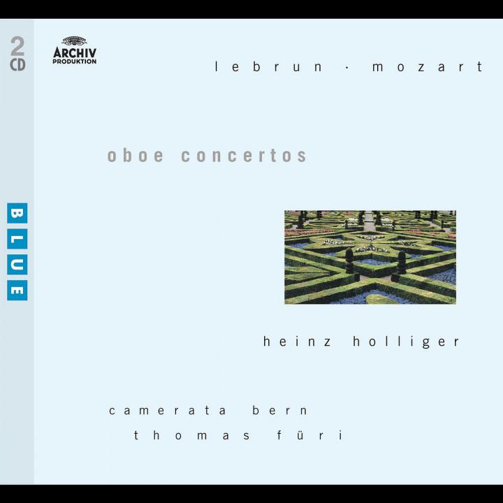 Lebrun / Mozart: Oboe concertos 0028947172424