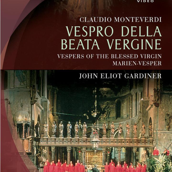 Monteverdi: Vespro della beata vergine 0044007303597