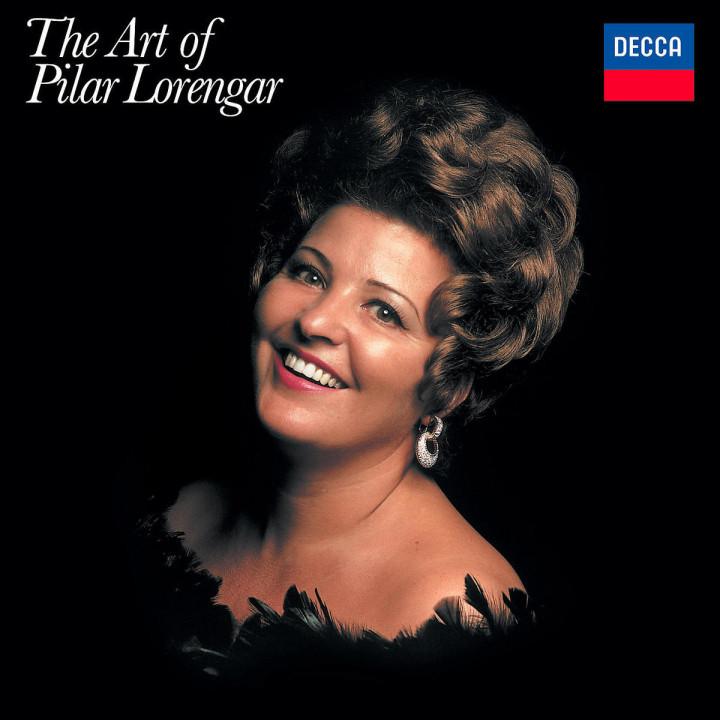 Pilar Lorengar Anniversary Album 0028947331722