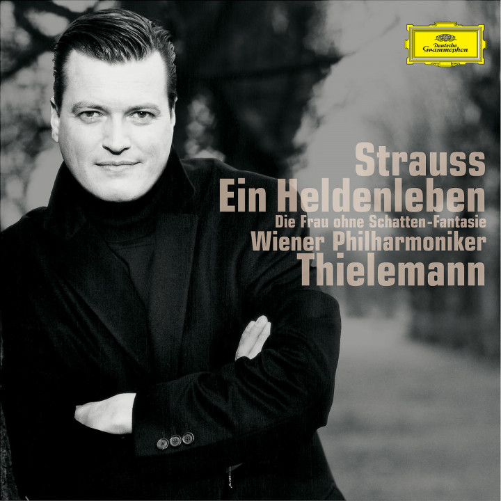 """Strauss: Ein Heldenleben; Symphonic Fantasy from """"Die Frau ohne Schatten"""" 0028947419220"""