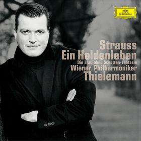 Richard Strauss, Strauss: Ein Heldenleben, Symphonic Fantasy from Die Frau ohne Schatten, 00028947419228