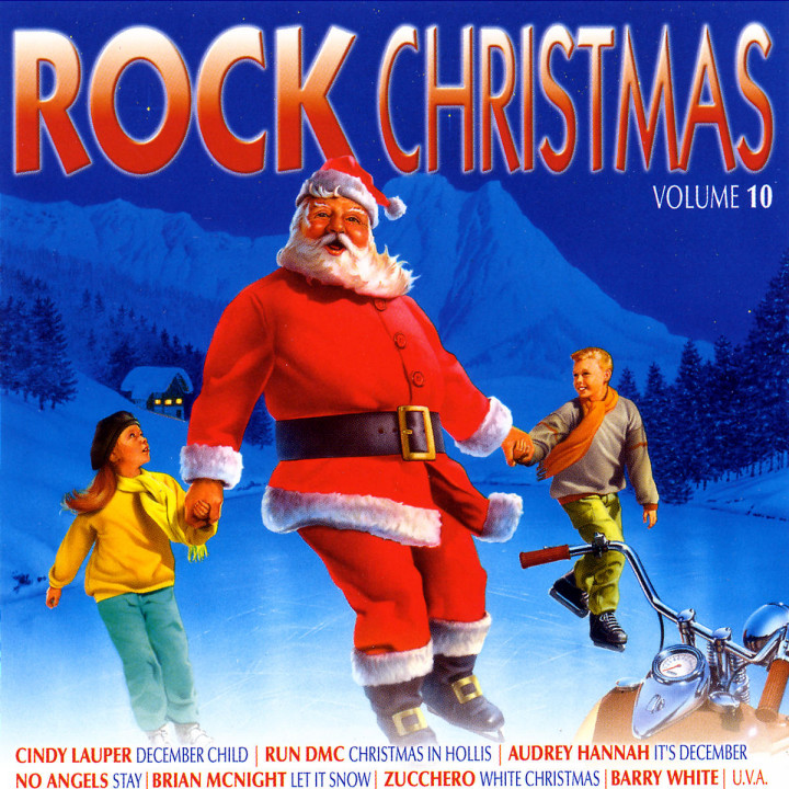 Rock Christmas (Vol. 10) 0044006980524
