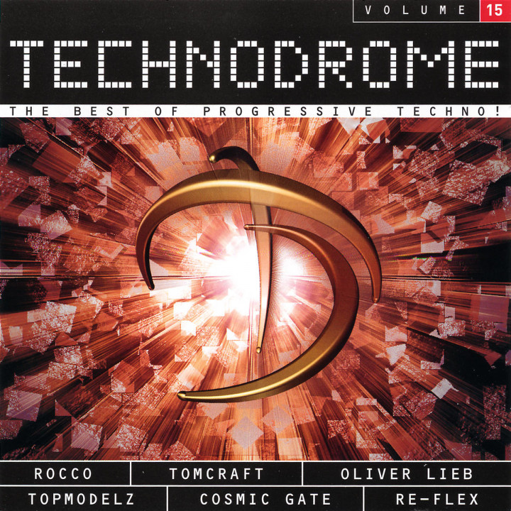 Technodrome (Vol. 15) 0044006829225