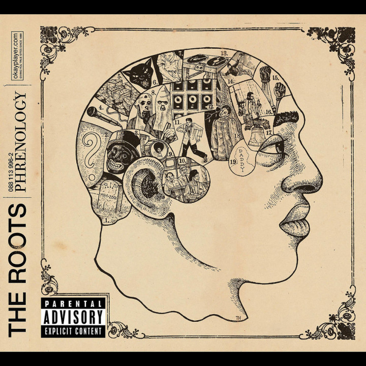 Phrenology - Limited Edition 0008811313809