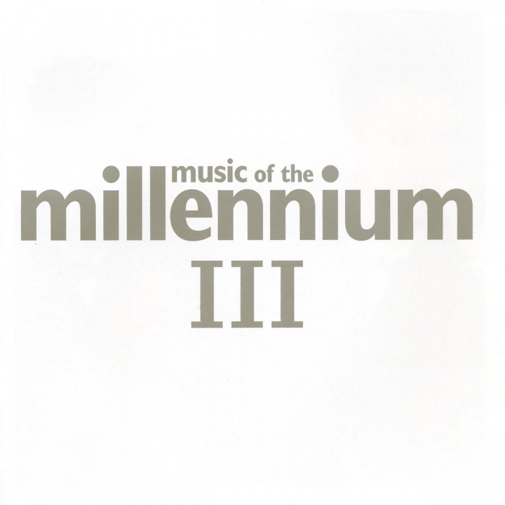 Music Of The Millennium 3 0044006978828