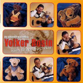 Volker Rosin, Hallo, kleiner Kuschelbär, 00044006601625