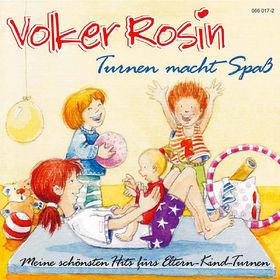 Volker Rosin, Turnen macht Spaß, 00044006601724