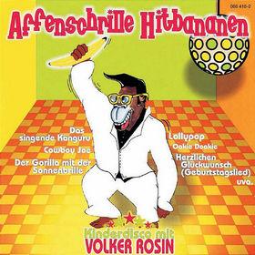 Volker Rosin, Affenschrille Hitbananen, 00044006641522
