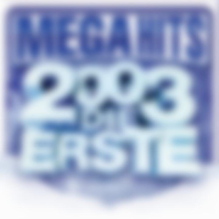 Mega Hits 2003 - Die Erste 0044006833820