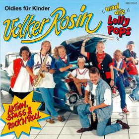 Volker Rosin, Oldies für Kinder, 00044006601922