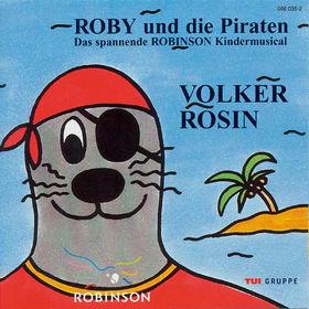 Volker Rosin, Roby und die Piraten, 00044006603520