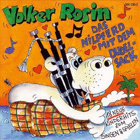 Volker Rosin, Das Nilpferd mit dem Dudelsack, 00044006603629
