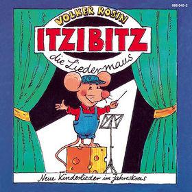 Volker Rosin, Itzibitz die Liedermaus, 00044006604022