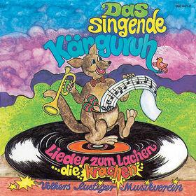 Volker Rosin, Das singende Känguruh, 00044006604121