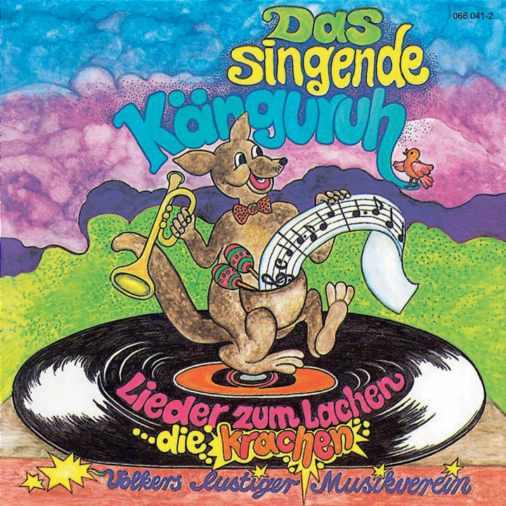 Das singende Känguruh 0044006604129