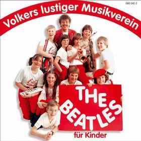Volker Rosin, Beatles für Kinder, 00044006604220